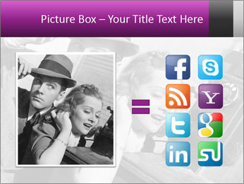 Telephone PowerPoint Template - Slide 21