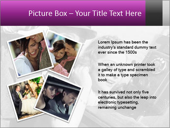 Telephone PowerPoint Template - Slide 23