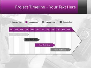 Telephone PowerPoint Template - Slide 25