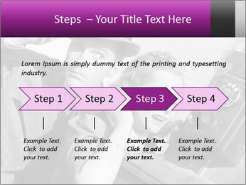 Telephone PowerPoint Template - Slide 4