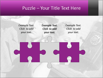Telephone PowerPoint Template - Slide 42