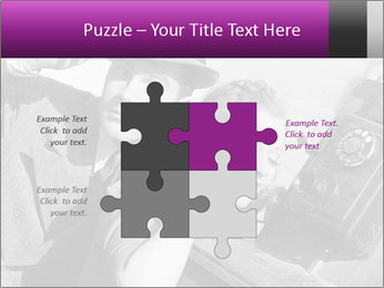 Telephone PowerPoint Template - Slide 43