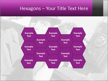 Telephone PowerPoint Template - Slide 44