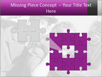 Telephone PowerPoint Template - Slide 45