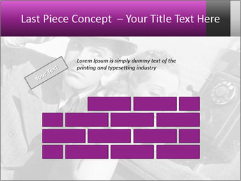 Telephone PowerPoint Template - Slide 46