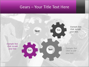 Telephone PowerPoint Template - Slide 47