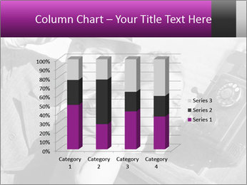 Telephone PowerPoint Template - Slide 50