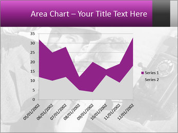 Telephone PowerPoint Template - Slide 53