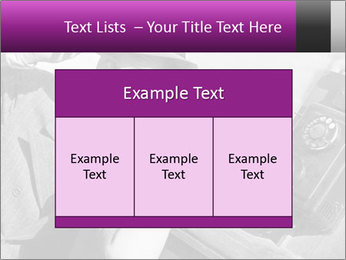 Telephone PowerPoint Template - Slide 59