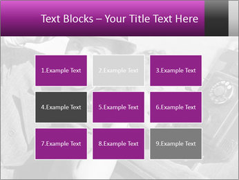 Telephone PowerPoint Template - Slide 68