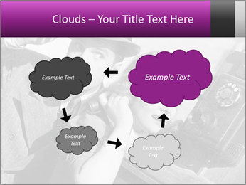 Telephone PowerPoint Template - Slide 72