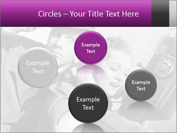 Telephone PowerPoint Template - Slide 77