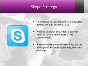 Telephone PowerPoint Template - Slide 8