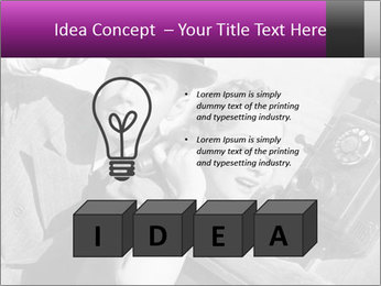 Telephone PowerPoint Template - Slide 80