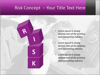 Telephone PowerPoint Template - Slide 81