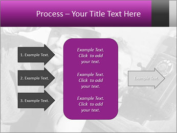 Telephone PowerPoint Template - Slide 85