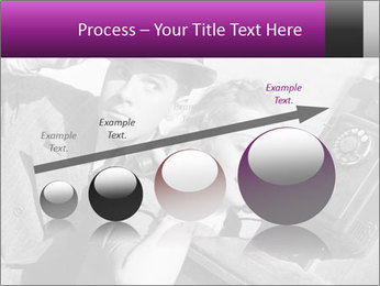 Telephone PowerPoint Template - Slide 87