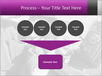 Telephone PowerPoint Template - Slide 93