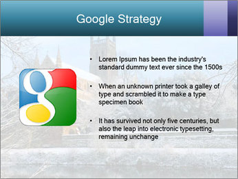 Snow covered PowerPoint Template - Slide 10
