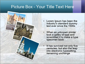 Snow covered PowerPoint Template - Slide 17