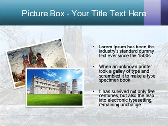 Snow covered PowerPoint Template - Slide 20