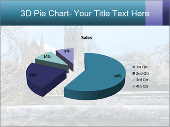 Snow covered PowerPoint Template - Slide 35