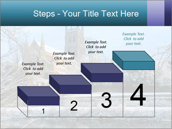 Snow covered PowerPoint Template - Slide 64