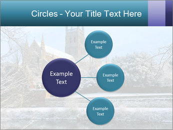 Snow covered PowerPoint Template - Slide 79