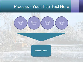 Snow covered PowerPoint Template - Slide 93
