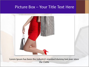 Cute online shopping PowerPoint Template - Slide 16