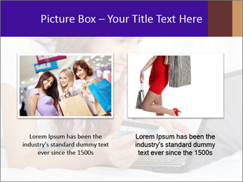 Cute online shopping PowerPoint Template - Slide 18