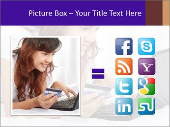 Cute online shopping PowerPoint Templates - Slide 21