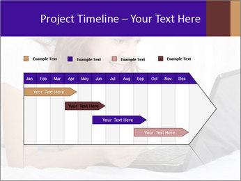 Cute online shopping PowerPoint Templates - Slide 25