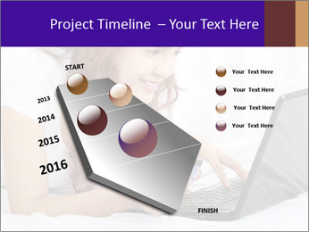 Cute online shopping PowerPoint Template - Slide 26