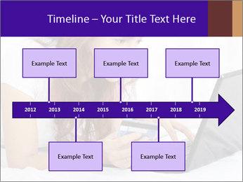 Cute online shopping PowerPoint Templates - Slide 28