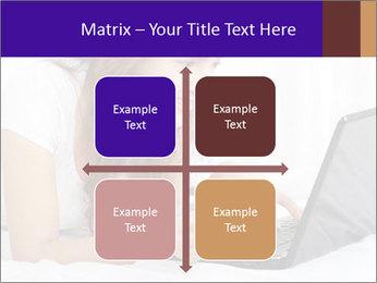 Cute online shopping PowerPoint Templates - Slide 37