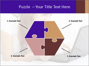 Cute online shopping PowerPoint Templates - Slide 40