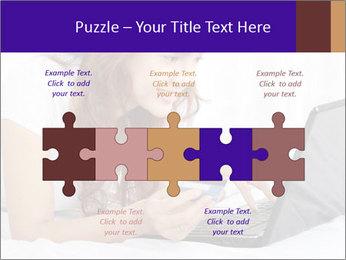 Cute online shopping PowerPoint Templates - Slide 41
