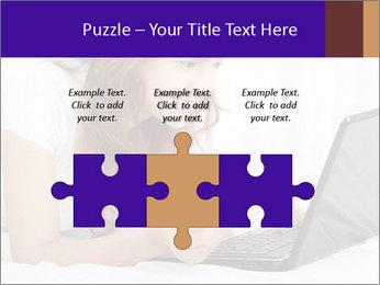 Cute online shopping PowerPoint Templates - Slide 42