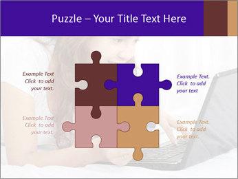 Cute online shopping PowerPoint Templates - Slide 43