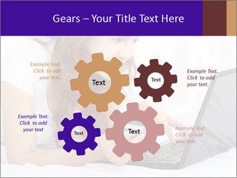 Cute online shopping PowerPoint Templates - Slide 47