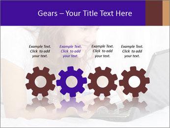 Cute online shopping PowerPoint Templates - Slide 48