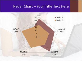 Cute online shopping PowerPoint Templates - Slide 51