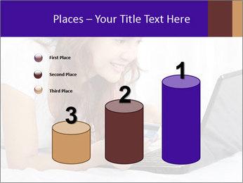 Cute online shopping PowerPoint Templates - Slide 65