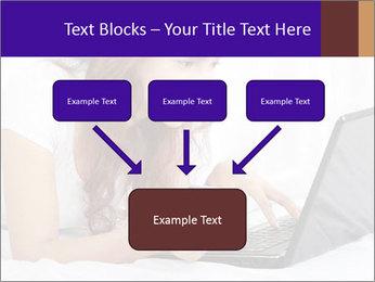Cute online shopping PowerPoint Templates - Slide 70