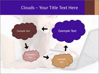 Cute online shopping PowerPoint Templates - Slide 72