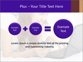 Cute online shopping PowerPoint Template - Slide 75