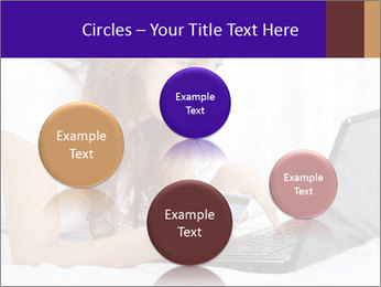 Cute online shopping PowerPoint Templates - Slide 77
