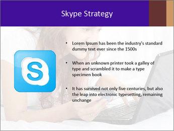 Cute online shopping PowerPoint Templates - Slide 8