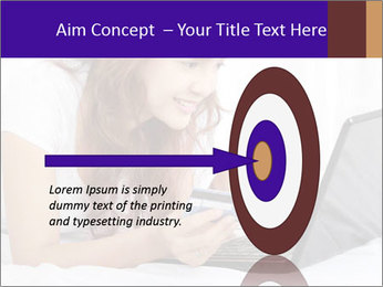 Cute online shopping PowerPoint Template - Slide 83